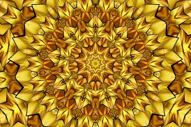 Yellow Abstract Saguari Pixabay