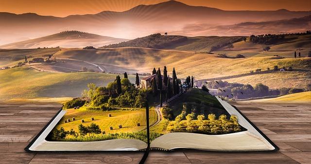 Book Landscape